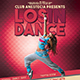 Lost In Dance Flyer - GraphicRiver Item for Sale