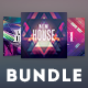 Electro CD Cover Bundle - GraphicRiver Item for Sale