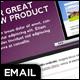 Communiqué - Premium Email Template