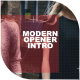 Modern Opener I Intro - VideoHive Item for Sale