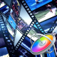 The Reel Show - Apple Motion - VideoHive Item for Sale