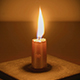 Candle Life Time Lapse - VideoHive Item for Sale