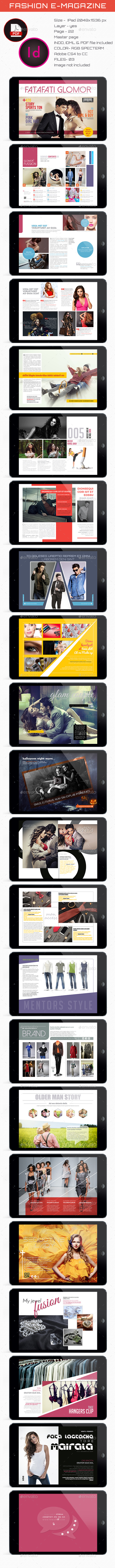 Fashion E-magazine - ePublishing