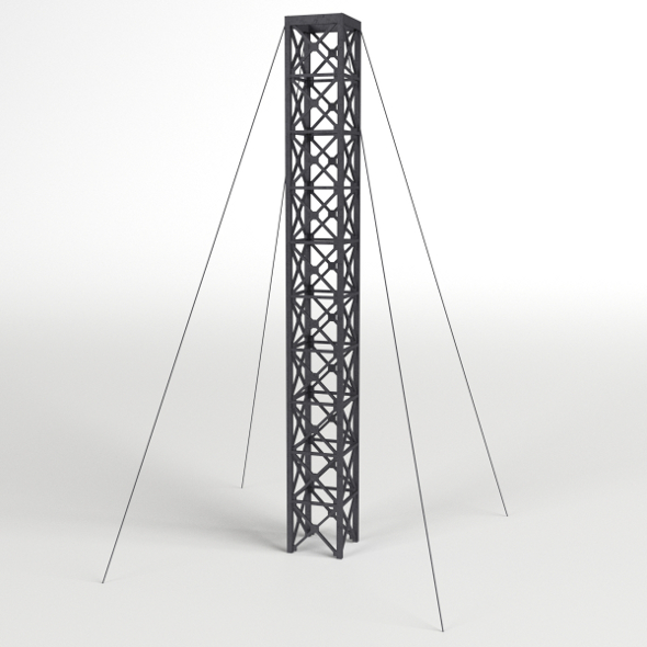 Pylon - 3DOcean Item for Sale