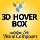 3D Hover Box Addon for Visual Composer