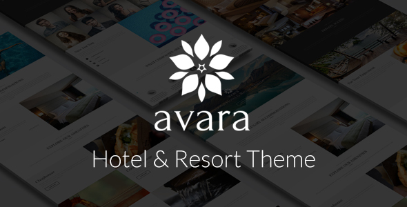 Avara – Hotel and Resort Theme