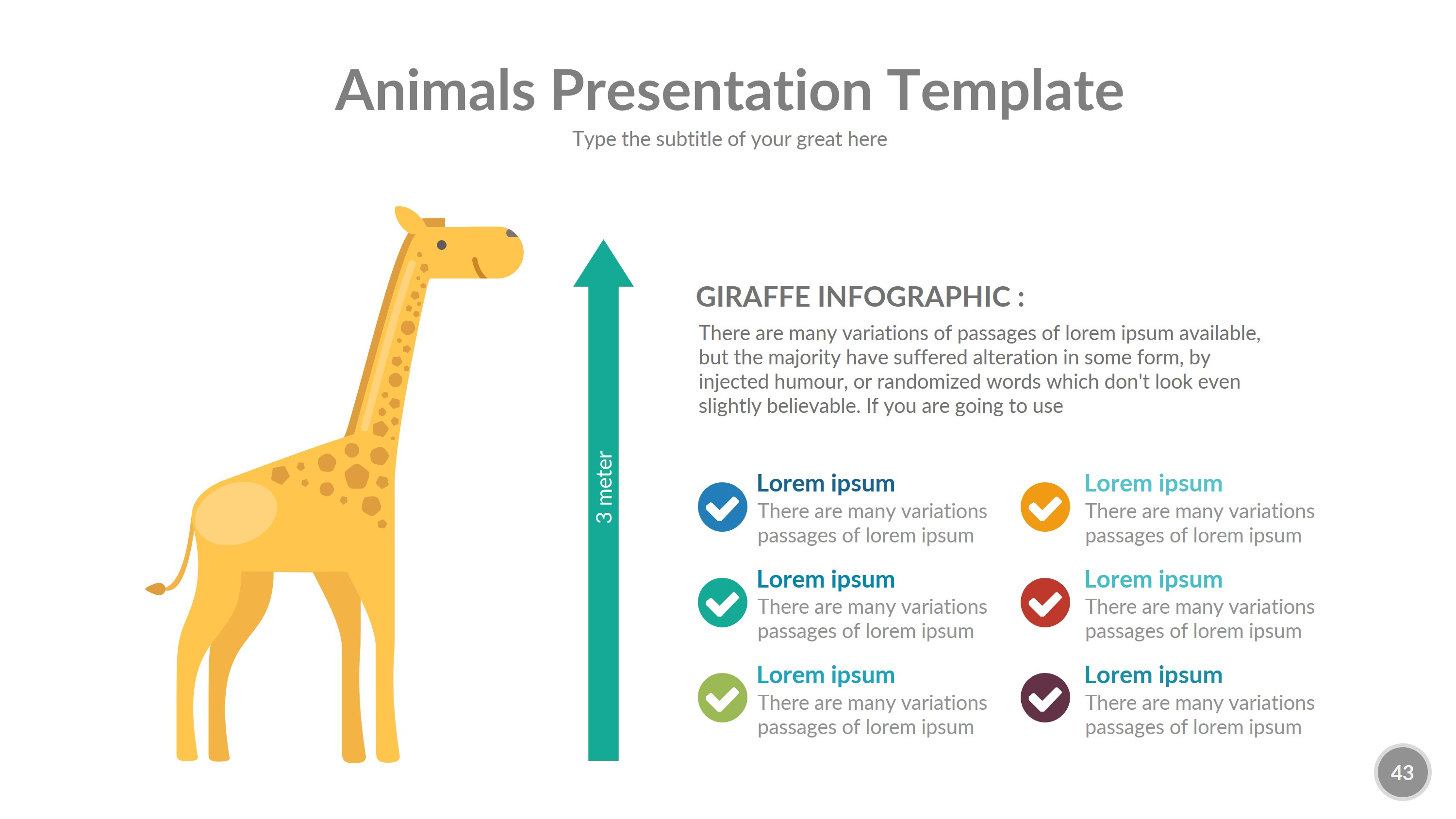 Animal planet geographical powerpoint templates and powerpoint.