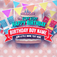 Happy Birthday Slideshow - VideoHive Item for Sale