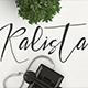 Kalista Typeface - GraphicRiver Item for Sale