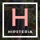 Hipsteria - A WordPress Blog Theme Nulled