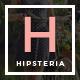 Hipsteria - A WordPress Blog Theme