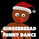 Gingerbread Funny Dance - VideoHive Item for Sale
