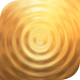 Golden Waves - VideoHive Item for Sale
