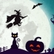 Halloween Background 4K - VideoHive Item for Sale
