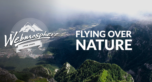 Flying Over Nature