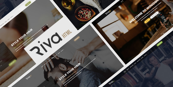 Riva – Multipurpose Booking for Small Businesses