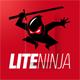 Liteninja Logo - GraphicRiver Item for Sale