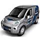 Minivan Car Mock Up - GraphicRiver Item for Sale