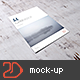 A4 / A5 Flyer Mockup - GraphicRiver Item for Sale