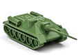 The toy tank, isolate on white background - PhotoDune Item for Sale