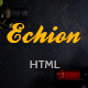 Echion - HTML Template For Restaurant, Fresh Food & Wines Store - ThemeForest Item for Sale
