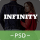 Infinity - Fashion/Sport eCommerce PSD Template