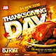 Thanksgiving Day Party - GraphicRiver Item for Sale