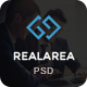 RealArea - Real Estate PSD Template - ThemeForest Item for Sale