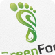 Green Foot - Logo Template - GraphicRiver Item for Sale