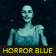 Horror Blue - GraphicRiver Item for Sale