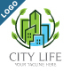 City Life Logo - GraphicRiver Item for Sale