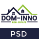 Dom-Inno Real Estate PSD Template - ThemeForest Item for Sale
