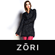 Zori: A Fashion Lookbook/Portfolio WordPress Theme