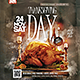 Thanksgiving Day Flyer