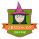 Halloween Badges - GraphicRiver Item for Sale