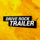 Drive Rock Trailer - VideoHive Item for Sale