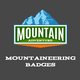 Mountaineering Labels And Badges - GraphicRiver Item for Sale
