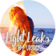 Natural Light Leaks Pack II - VideoHive Item for Sale