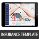 Insurance Agency Template - GraphicRiver Item for Sale