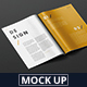 Magazine Mockup - US Letter 8.5x11 inch - GraphicRiver Item for Sale