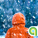 Animated Snow Photoshop Action - GraphicRiver Item for Sale