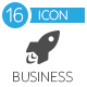 Business Startup Flat Icons - GraphicRiver Item for Sale