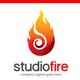 Flame Logo Template - GraphicRiver Item for Sale