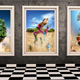 Artistic Photo Mock-up - GraphicRiver Item for Sale