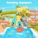 Aquapark Poster Template