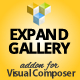 Expandable Gallery Addon for Visual Composer - CodeCanyon Item for Sale