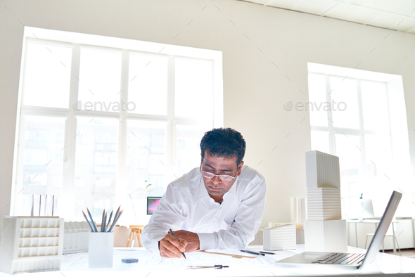 Experienced engineer - Stock Photo - Images