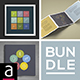 Creative Square Brochures Bundle - GraphicRiver Item for Sale