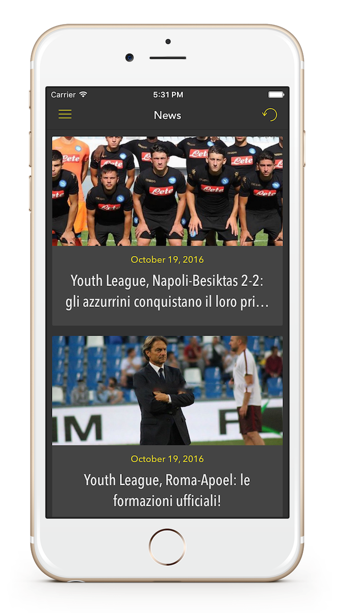 appyWP - WordPress to iOS App Template for Blog and News by AppyStudio