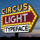 Circus Light Typeface Nulled